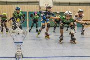 Der Vereinsmeisterpokal 2019 geht an den Nachwuchs des TSV Bernhausen